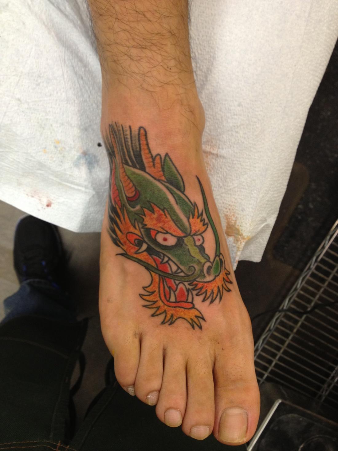 Deals tattoo