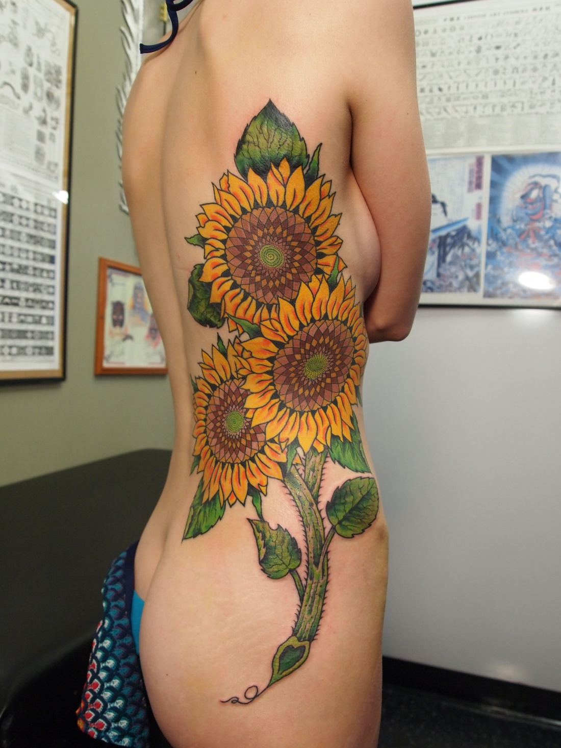 April 26 2012 Iron Brush Tattoo